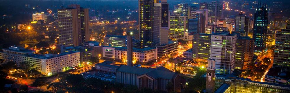 Nairobi is a Prophetic City